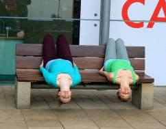 'Cityscapes' by the Dance Network Sheffield, photography by Charlie Armitage & Tim Dennell