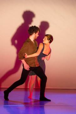 'Underneath' by Various Dance Artists @ City Moves, Aberdeen, photography by Sid Scott