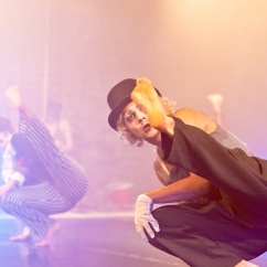Lustrum by Gary Clarke @ Yorkshire Dance, photography by Sara Teresa