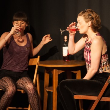 Top Me Up performance at Brighton Fringe 2013