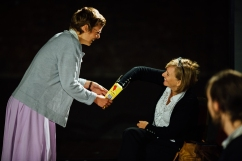 'Beam' @ Theatre Delicatessen, photography by Joseph Priestley