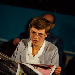 'Beam' @ Theatre Delicatessen, photography by Joseph Priestley