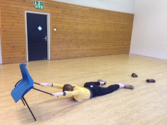 Residency at Yorkshire Dance