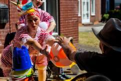 'We Danced' project, Sheffield